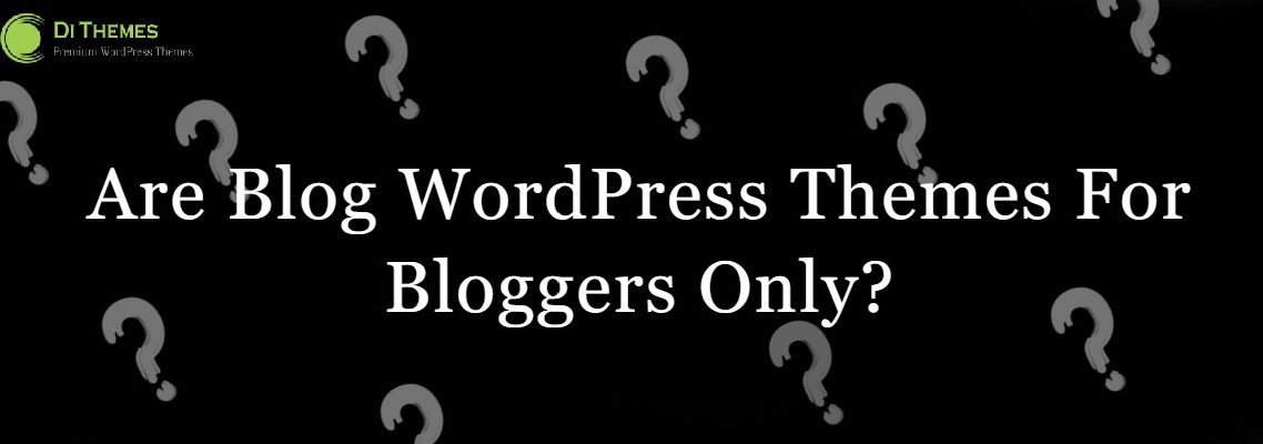 blog WordPress themes for blogger