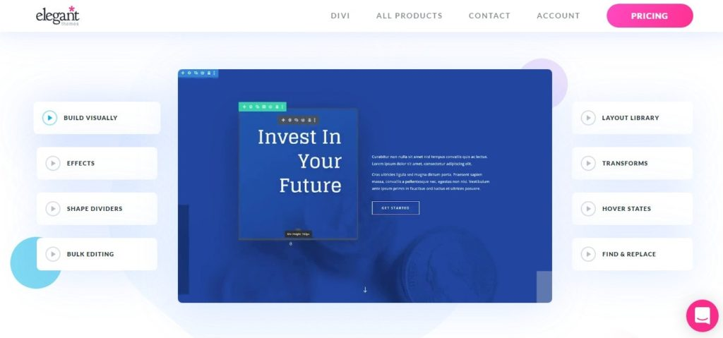 Divi Multipurpose WordPress Theme