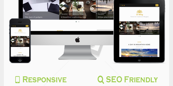 Blog Pro WordPress Theme