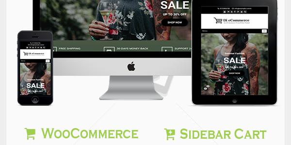 eCommerce Pro WordPress Theme