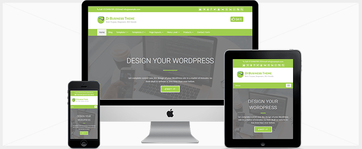 The best business free WordPress theme Documentation & steps to follow.