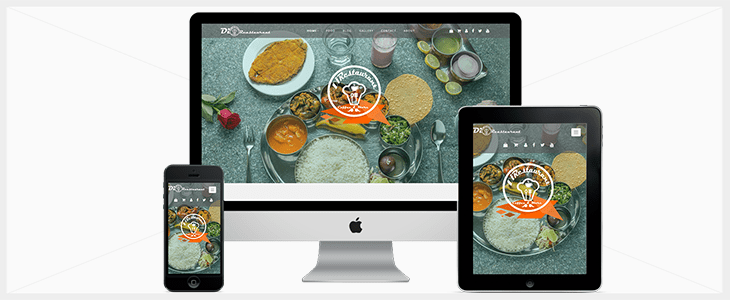 Di Restaurant Free WordPress Theme Documentation For any restaurant and food website